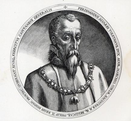 Fernando Alvarez de Toledo, 3rd Duke of Alba