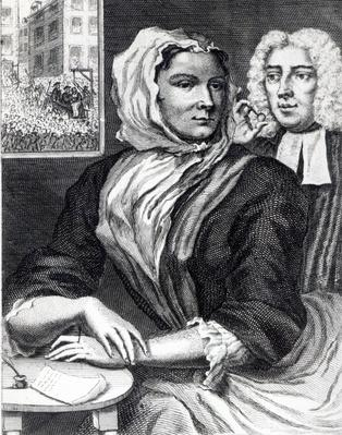 Sarah Malcolm, 1733