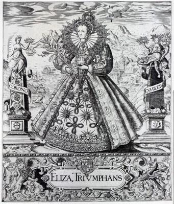 Eliza Triumphans, 1589