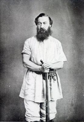 Samuel Baker, 1865
