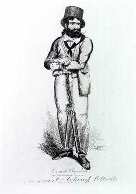 Jeremiah Brandreth, 1817
