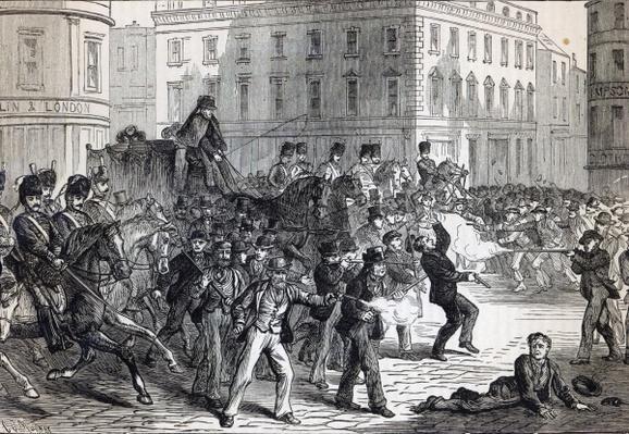 A Belfast Riot