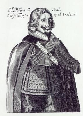 Sir Felim O'Neill of Kinard