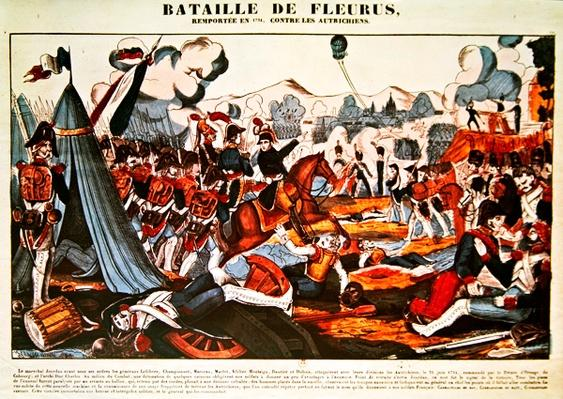 Battle of Fleurus, 26th June 1794, 1837