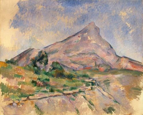 Mont Sainte-Victoire, 1897-98