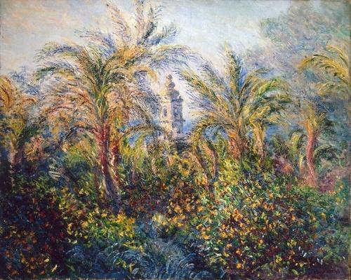 Garden in Bordighera, Impression of Morning, 1884