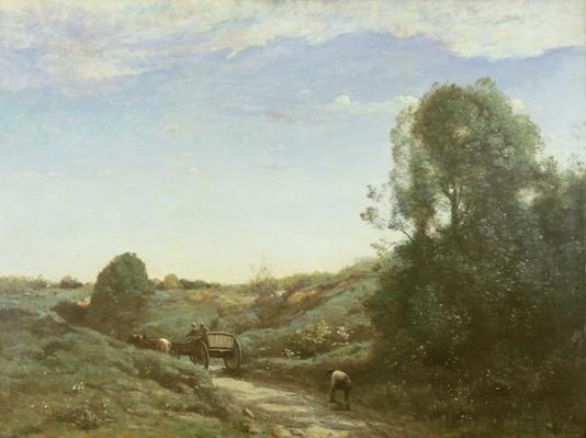 La Charette, memory of Marcoussis