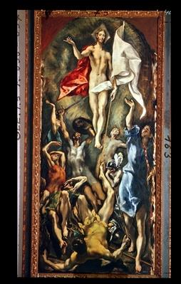 The Resurrection, 1584-94
