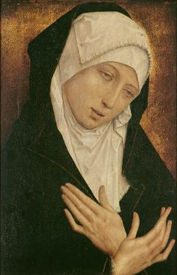 The Virgin of Sorrow, c.1460