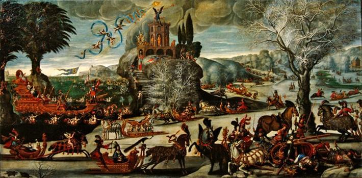 Water, c.1640-41