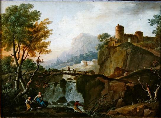 Landscape, 1766