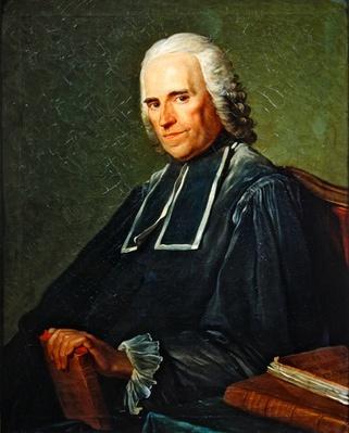 Portrait of Robert Joseph Pothier, c.1760-70