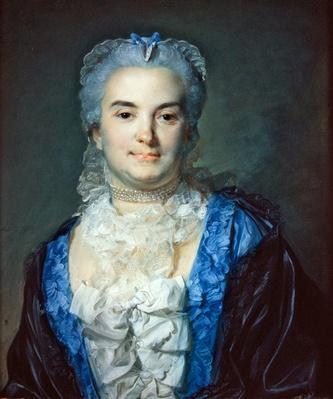 Portrait de Madam Chevotet, 1751