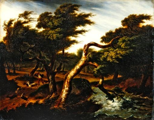 A Gust of Wind, 1817