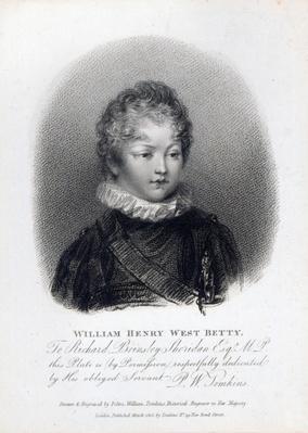 William Betty, 1805