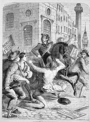 Burdett Riot, 1810