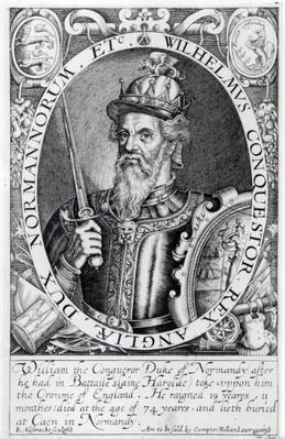 William the Conqueror, 1618