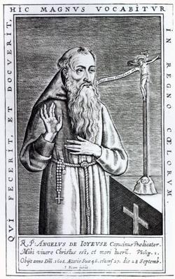 Henri, Duc de Joyeuse, known as Father Angelus