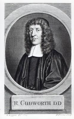 Ralph Cudworth, engraved by George Vertue