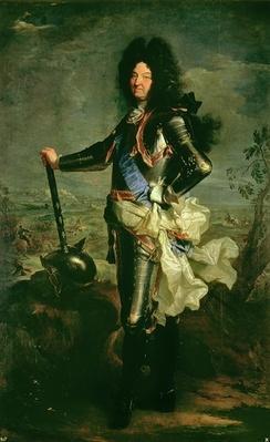 Portrait of Louis XIV