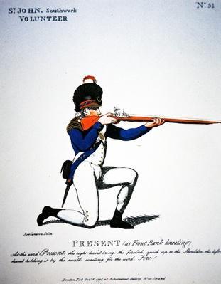 St. John, Southwark Volunteer, 1798