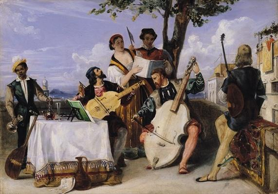 The Venetian Concert