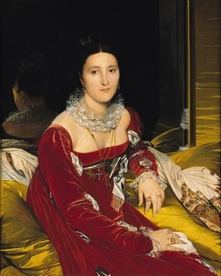 Madame de Senonnes, 1814-16