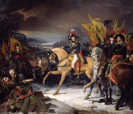 The Battle of Hohenlinden, 3rd December 1800, 1836