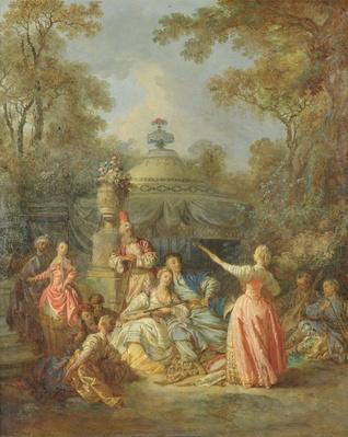 Russian Concert, 1770