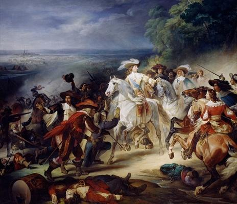 Battle of Rocroy, 19th May 1643, 1834