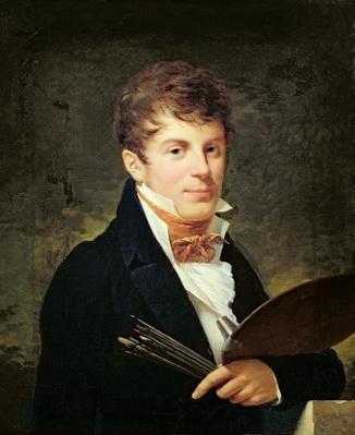 Portrait of Lancelot Theodore Turpin de Crisse