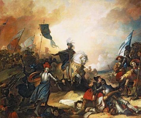 The Battle of Marignan, 14th September 1515, 1836