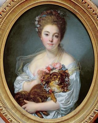 Madame de Porcin, 1774