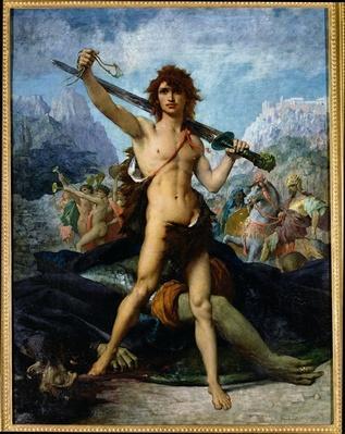 David Triumphant, 1874