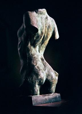Torso of a Young Woman, 1909