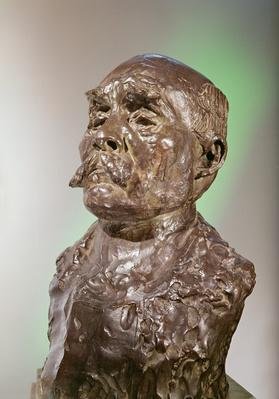 Bust of Georges Clemenceau, 1911
