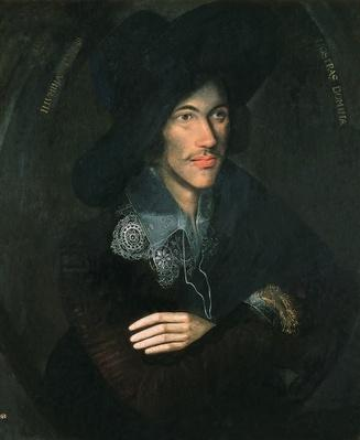 Portrait of John Donne, c.1595