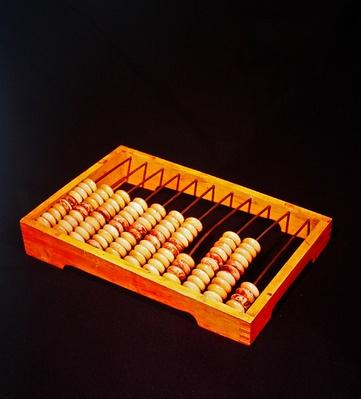 Abacus, Bead Calculator, probably 19th century