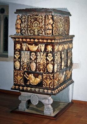 Domestic Stove, c. 1705