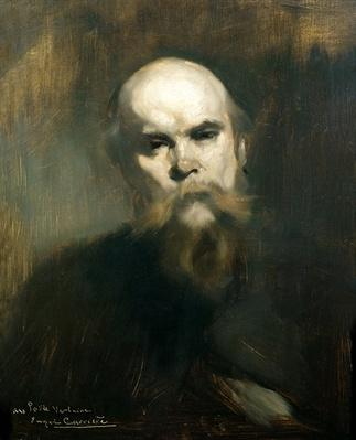 Portrait of Paul Verlaine