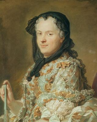 Portrait of Maria Leszczynska, Queen of France and Navarre, 1744-48