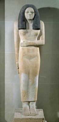 Statue of Nesa, Old Kingdom