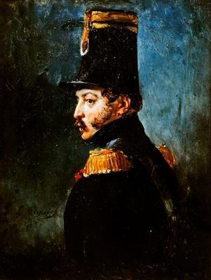 Portrait presumed to be of General Gaston Auguste de Gallifet