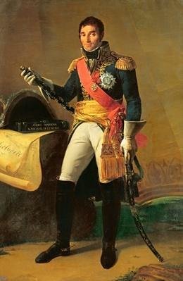 Portrait of Andre Massena, c.1853