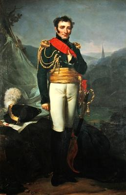 The Count of Suzannet, 1817
