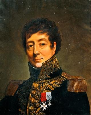 Portrait presumed to be Louis de la Rochjaquelein