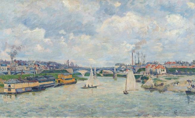 Charenton Port, 1878