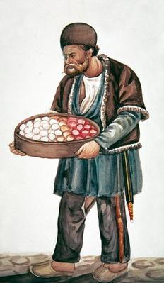 The egg seller