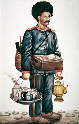 The travelling tea merchant