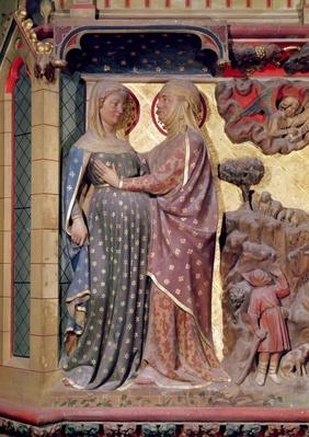 The Visitation, 1340-51